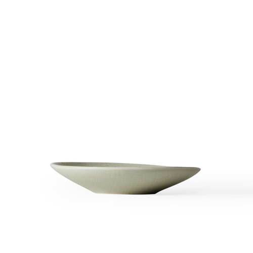 Han-Kyeol Round Plate 13_Light Green