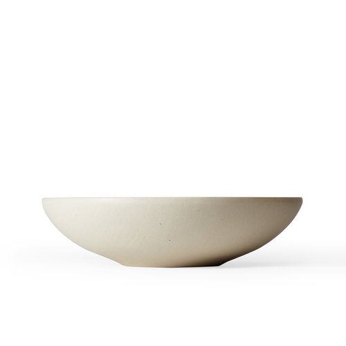 Han-Kyeol Round Bowl 24_Snow White