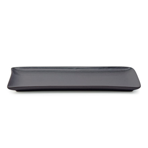 DANJI Irregular rectangular plate 31_Black