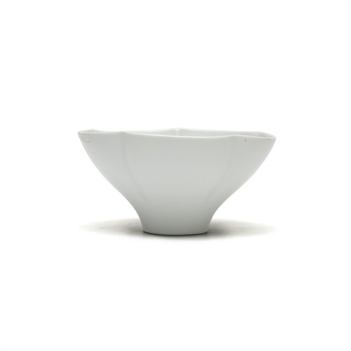 Modern line Oriental melon-shaped Point Bowl 15