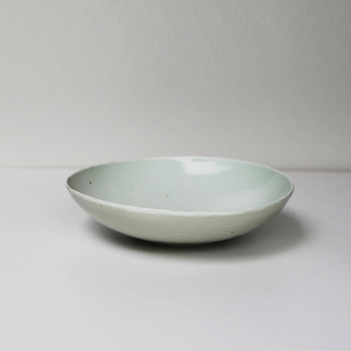 'Han-Kyeol' Irregular Bowl 22 - Light Blue