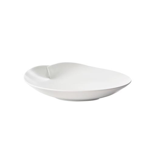 Modern line Clam-shaped Plate