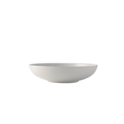 Corey Lee Matt white Demi Concave Bowl 16