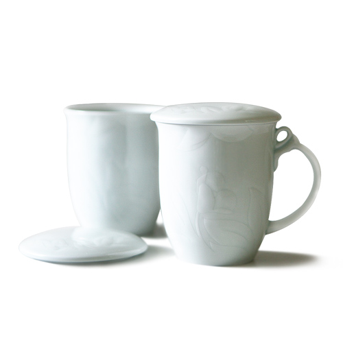 Baek-Ja BaekHwaYongMun Mug set for 2