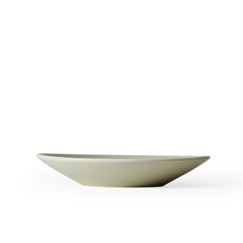 Han-Kyeol Round Plate 18_Light Green
