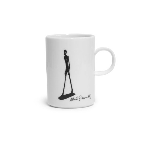 Giacometti 'Walking man' Mug