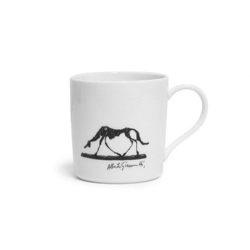 Giacometti 'The dog' Mug