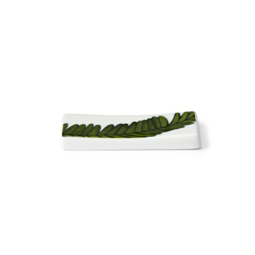 Nanan Leaf Spoon Holder