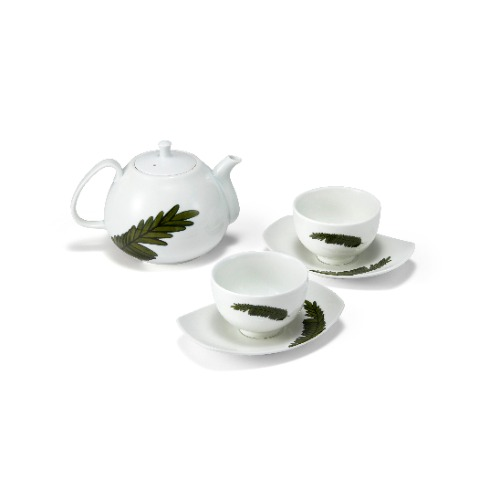 Nanan Tea-pot set for 2