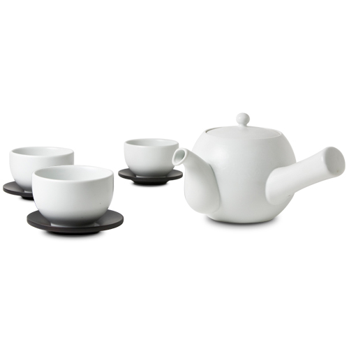 Modern Line Tea pot set